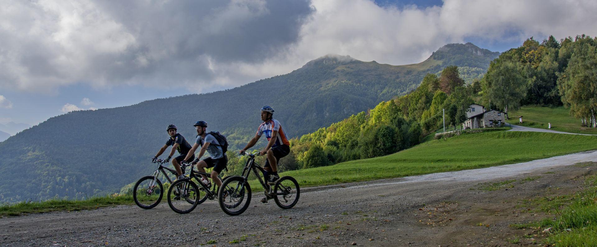 Bike Park Tajarè Valle Stura Cuneo