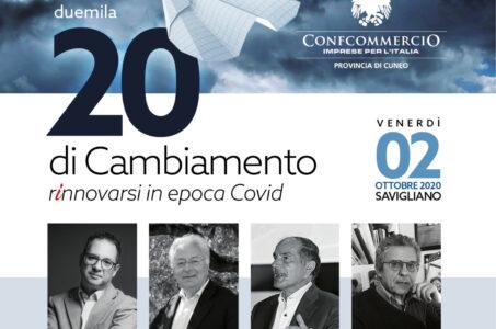 """(Italiano) Grandi nomi per la nuova convention di sistema provinciale """"Duemila20 di Cambiamento. RInnovarsi in epoca Covid"""""""